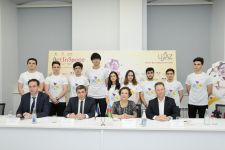 "Bakcell supports ""ActInSpace 2018 Azerbaijan"" int'l innovation contest held at UFAZ (PHOTO) - Gallery Thumbnail"