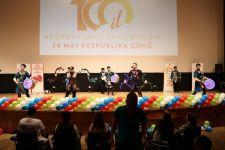 Nizami Kino Mərkəzində bayram konserti keçirilib (FOTO) - Gallery Thumbnail