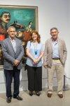 """YARAT представил выставку - """"Труд, отдых и мечты: 1960–1980-е глазами азербайджанских мастеров"""" (ФОТО) - Gallery Thumbnail"""