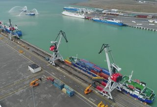 Number of Kazakh cizitens sent back from Baku port during COVID-19 revealed