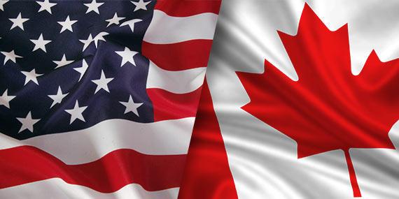 ABŞ-la Kanada barışdı