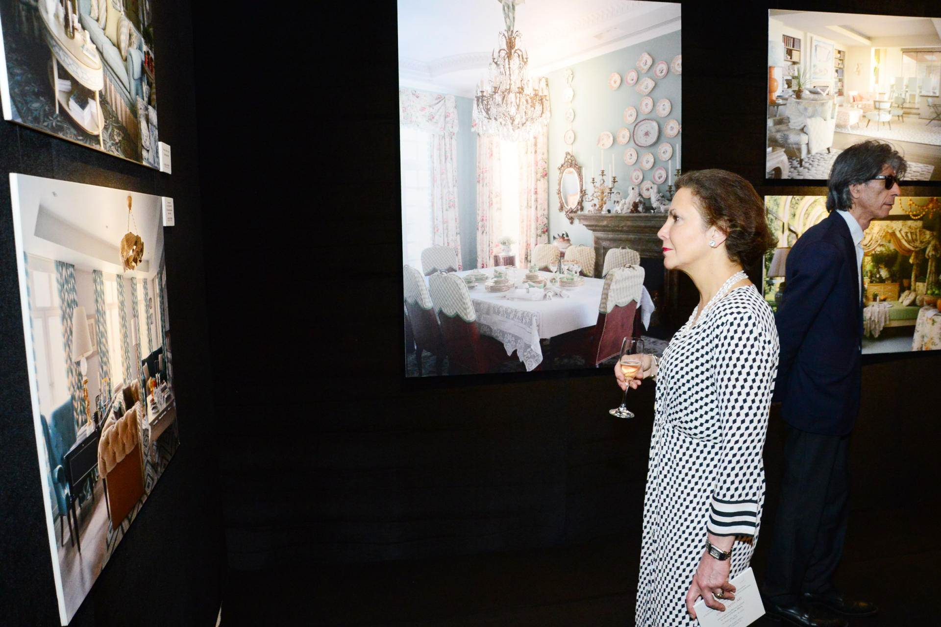 Heydar Aliyev Foundation VP's drawings featured in personal exhibition of designer Kirill Istomin (PHOTO) - Gallery Image