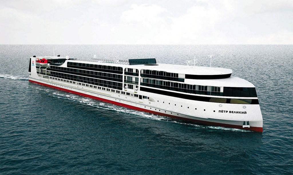 """ATOR: Most cruises in Caspian Sea on """"Peter the Great"""" ship to start and end in Baku"""