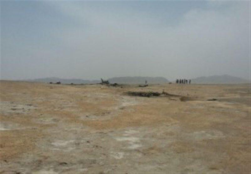 Army fighter crashes in Iran's central province (PHOTO) - Gallery Image