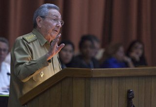 Cuba's Raul Castro leaves the political stage