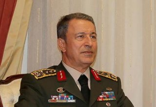 Turkey is determined to fight against PKK - Chief of General Staff