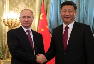 Russia's Putin, China's Xi agree to boost economic cooperation