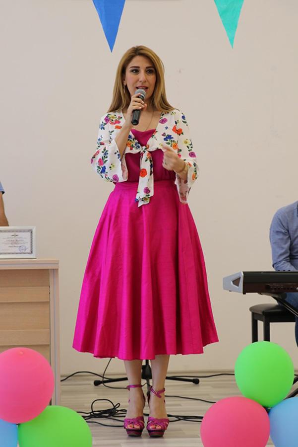 Bakıda valideyn himayəsindən məhrum uşaqlar üçün konsert keçirilib (FOTO) - Gallery Image