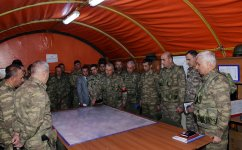 Military contingent participating in Turkish-Azerbaijani joint drills return to Nakhchivan (PHOTO) - Gallery Thumbnail
