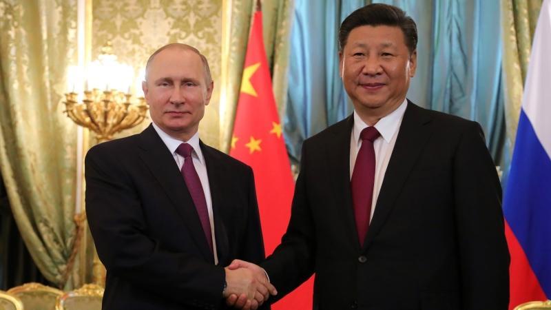 Russia's Putin, China's Xi agree to boost economic cooperation