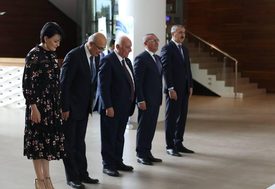 Şəmkirdə Azərbaycan Xalq Cümhuriyyətinə həsr olunan konfrans keçirilib (FOTO) - Gallery Image