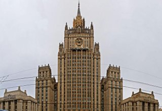 Russian MFA: Necessary to concentrate on restoration of negotiations on Karabakh conflict settlement