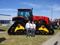 """Ganja plant may expand production of """"Belarus"""" tractors in 2018 (PHOTO) - Gallery Thumbnail"""