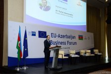 EU investments in Azerbaijan exceed $15 billion over past 5 years - Deputy Minister (PHOTO) - Gallery Thumbnail