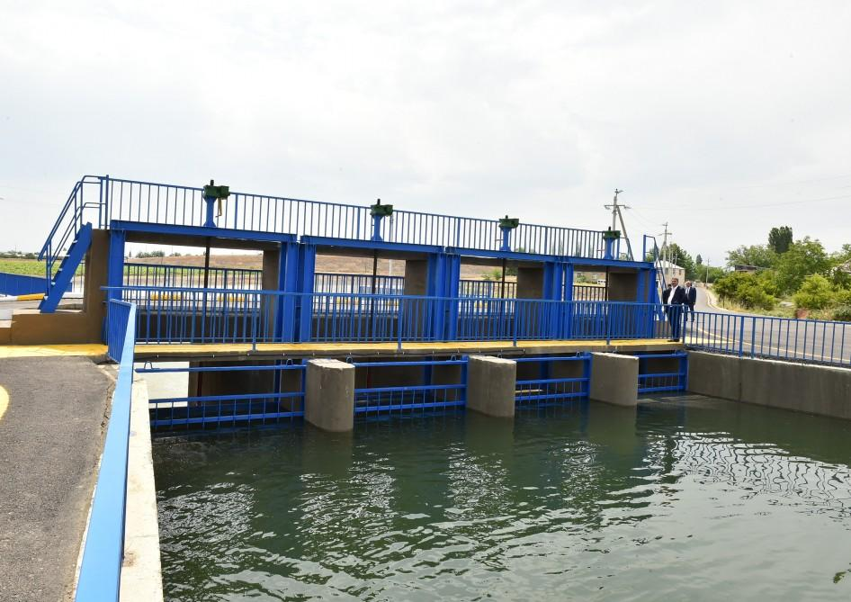 Azerbaijan's Lachin Irrigation Systems Administration launches tender for overhaul
