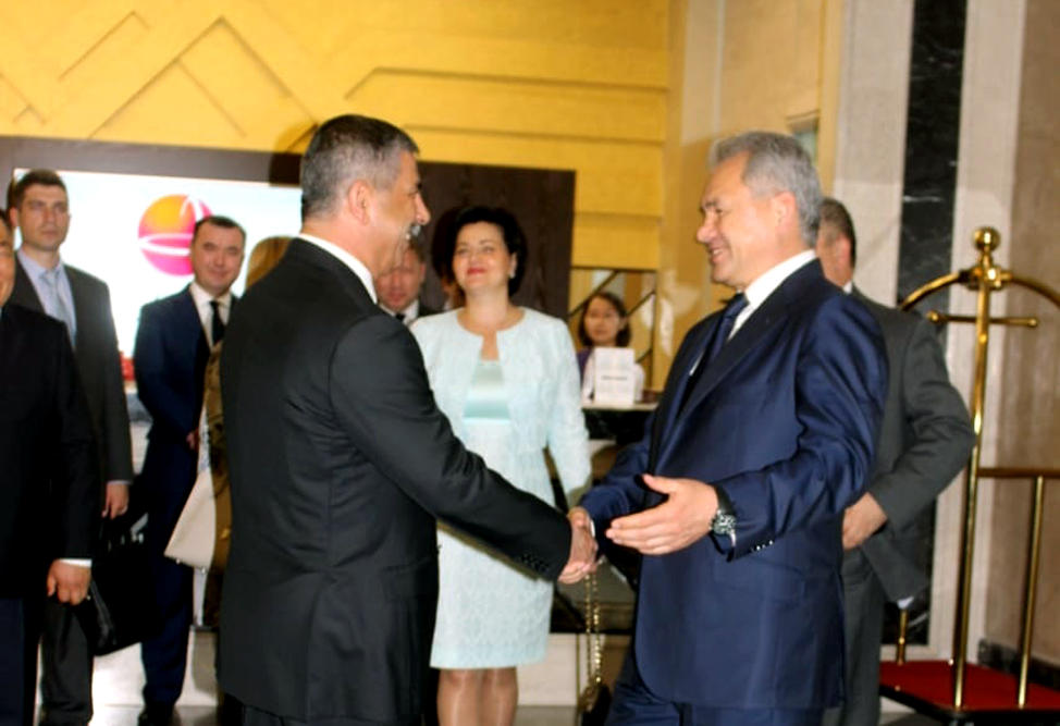 Azerbaijani minister attends meeting of CIS Council of Defense Ministers (PHOTO) - Gallery Image
