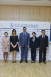 Baku Higher Oil School to cooperate with China University of Petroleum (PHOTO) - Gallery Thumbnail