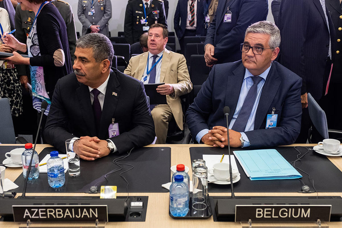 Azerbaijan to further support efforts for restoring peace in Afghanistan (PHOTO)