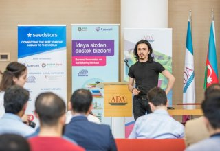 Azerbaijan's best startup selected (PHOTO)
