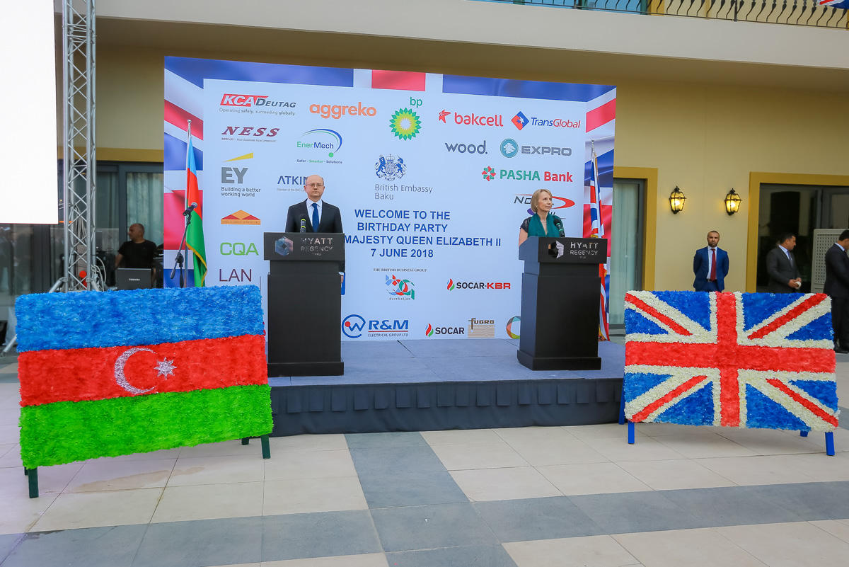 Bakcell supports events organized by British Embassy (PHOTO) - Gallery Image