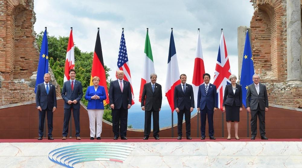 G7 leaders near deal to provide $20 million to tackle Amazon fires