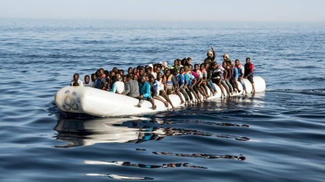 Italy says U.N. rights chief remarks on migrants unfounded, unjust