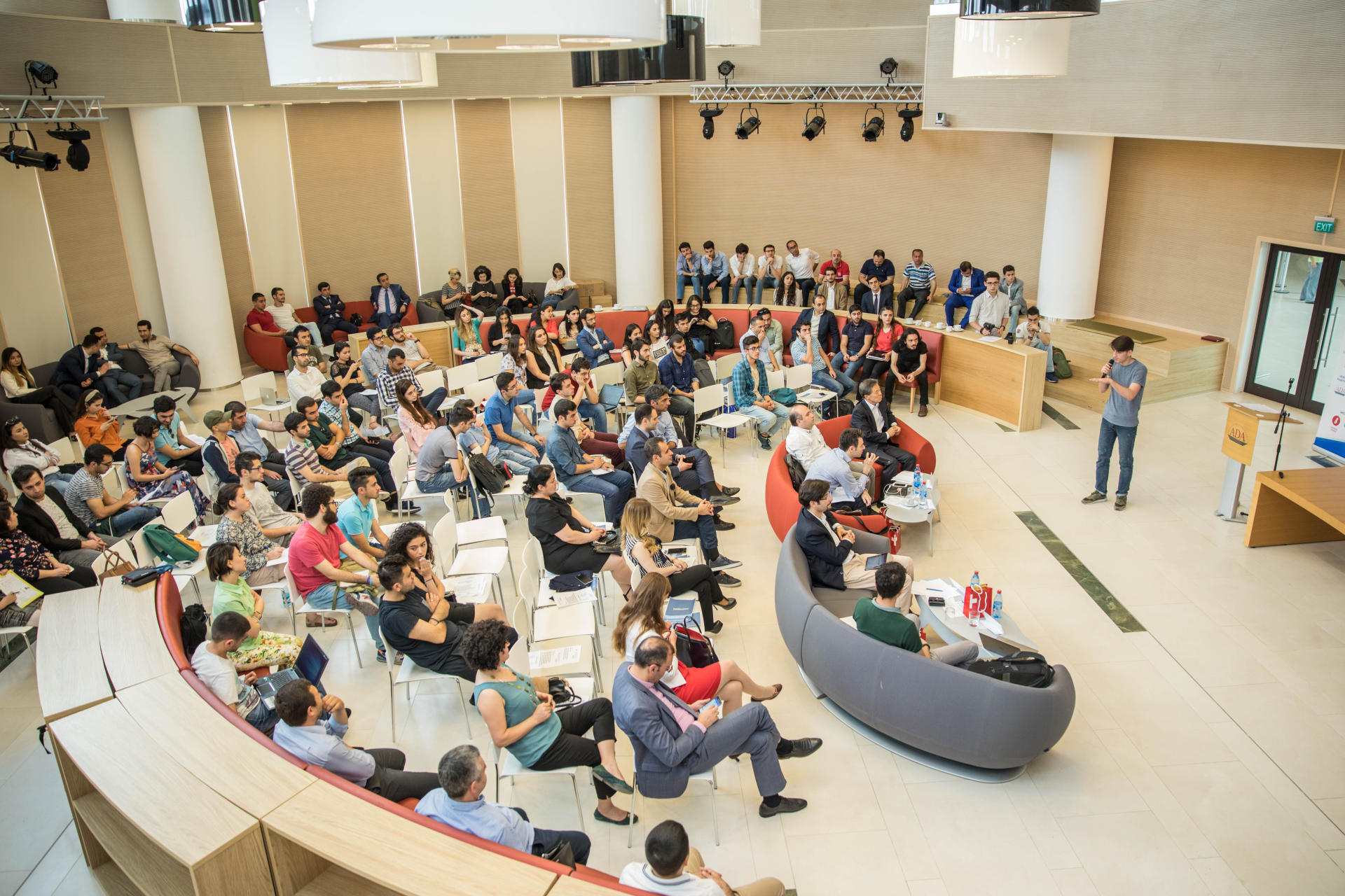 Azerbaijan's best startup selected (PHOTO) - Gallery Image