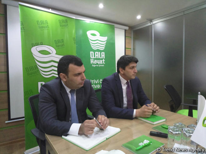 New life insurance product presented in Azerbaijan