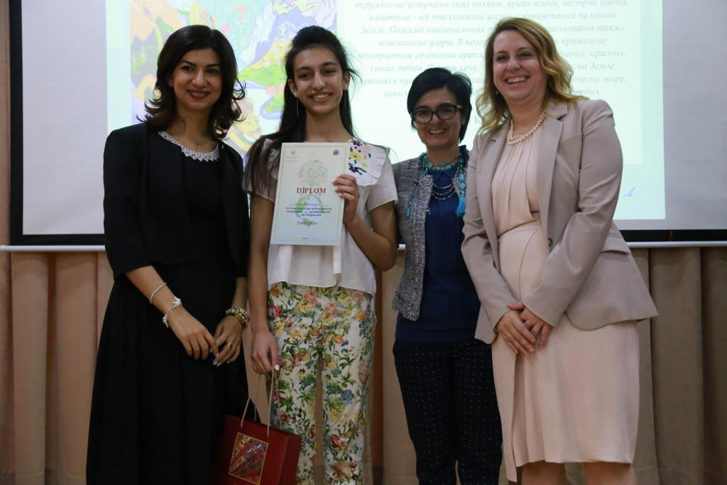 Winners of competition dedicated to Earth Day announced in Baku (PHOTO) - Gallery Image