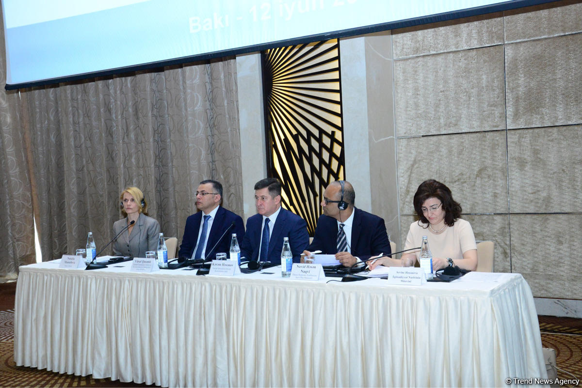 Unified database of large state-owned companies created in Azerbaijan (PHOTO) - Gallery Image