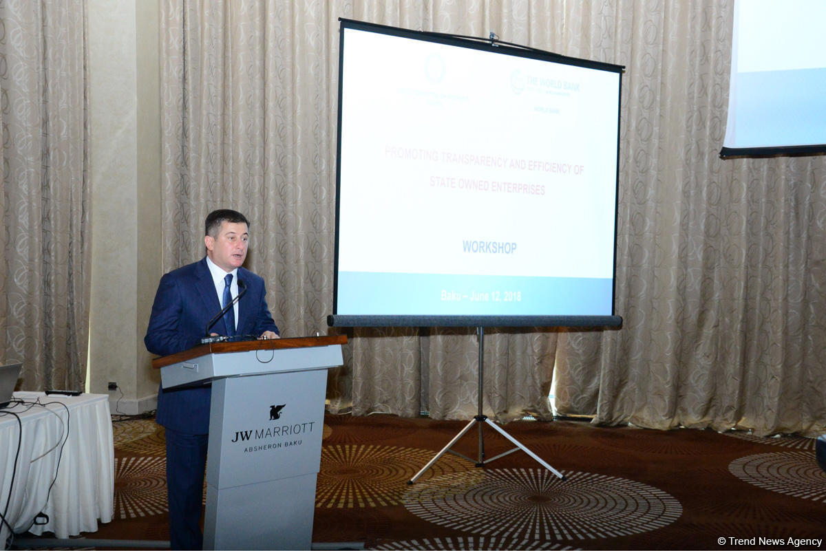 Unified database of large state-owned companies created in Azerbaijan (PHOTO)