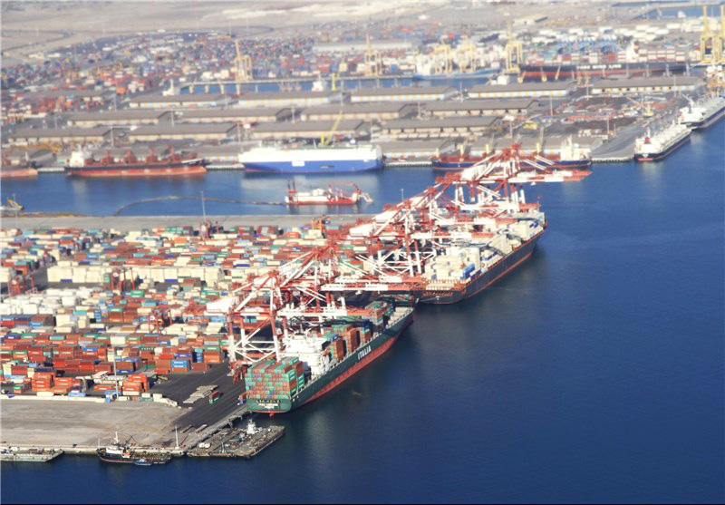 Loading-unloading of cargo in ports of Iran's Gilan Province expands