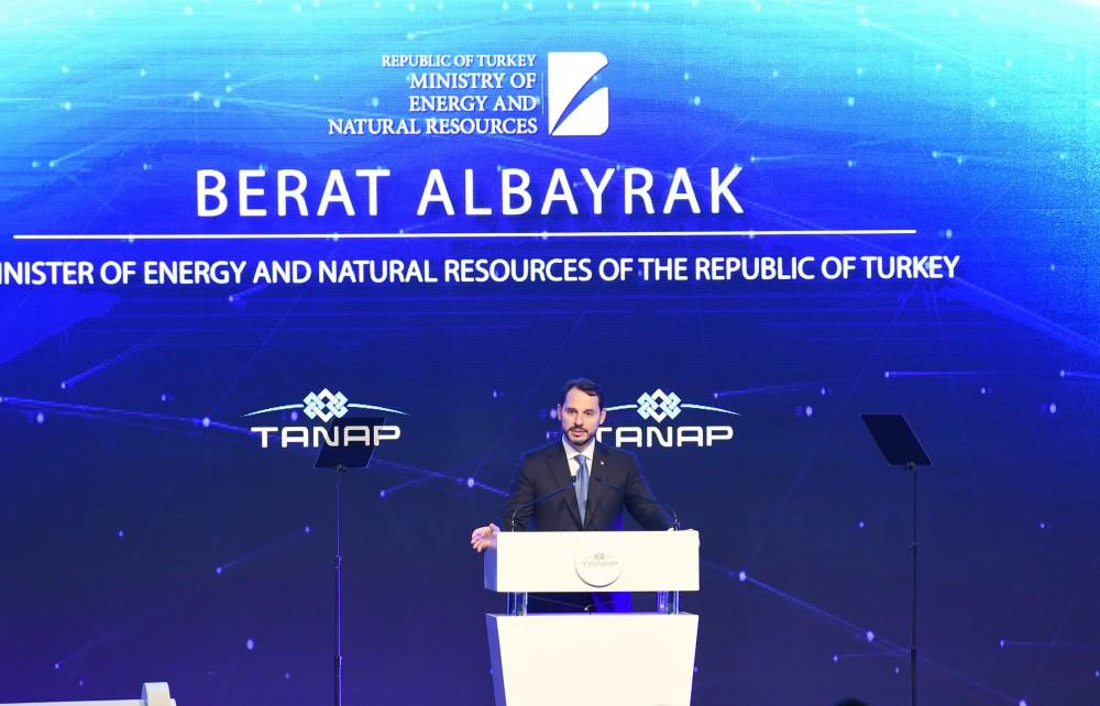 President Aliyev attends TANAP opening ceremony in Turkey (PHOTO) - Gallery Image