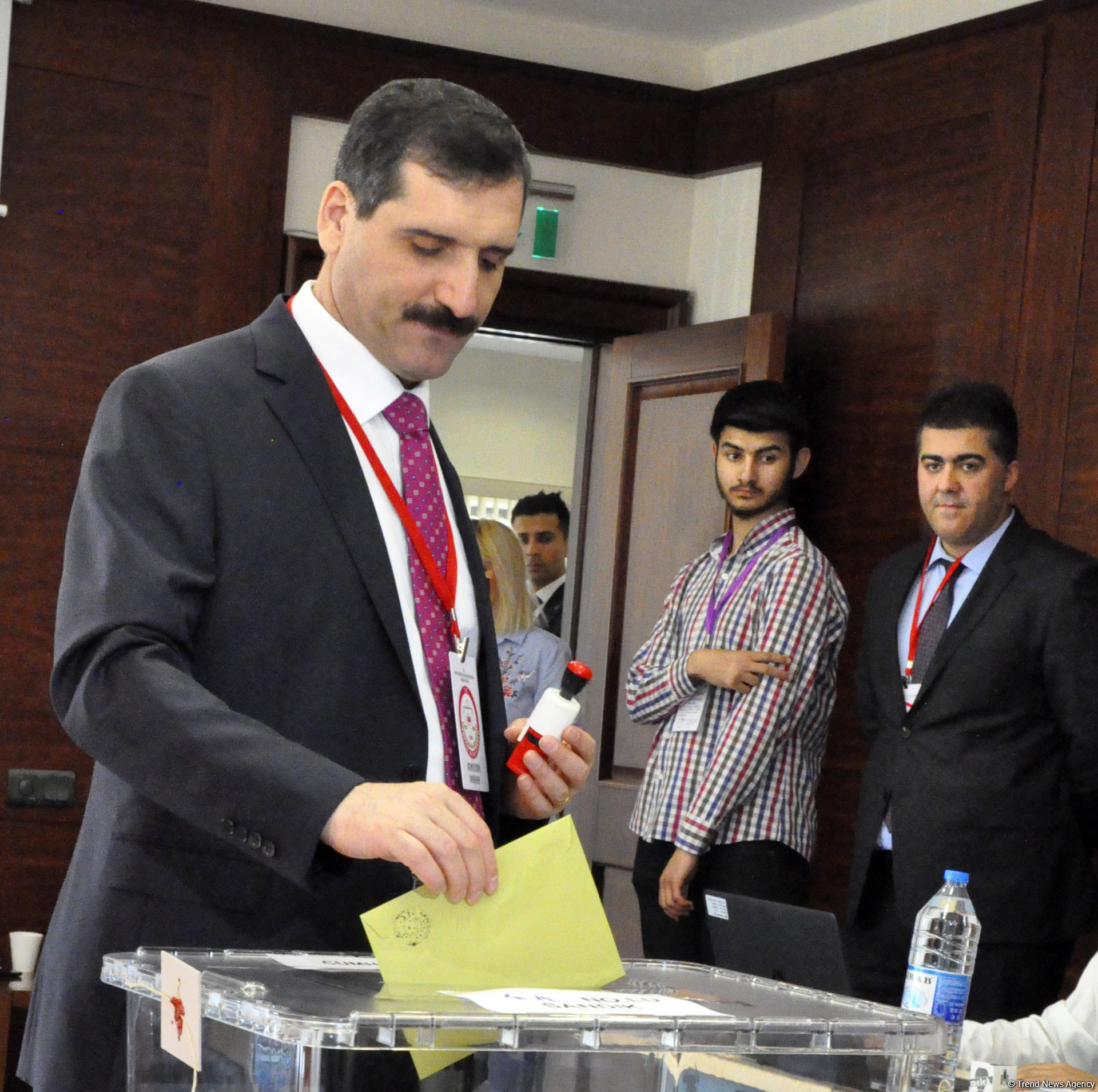 About 6,000 people expected to vote in Turkey's presidential, parliamentary elections in Azerbaijan - envoy
