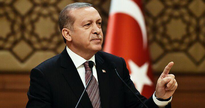 Erdogan: New canal to be built in Ankara