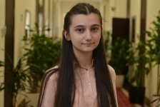 BHOS interview with Asra Bayramova who earned 700 points at entrance exams (PHOTO) - Gallery Thumbnail