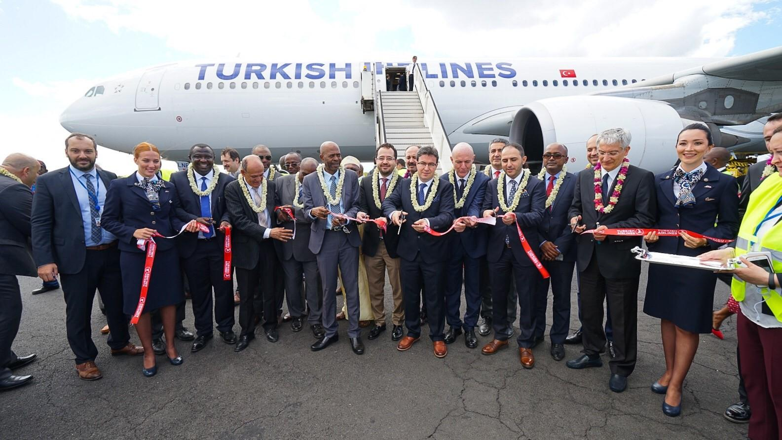 Turkish Airlines brings number of its destinations to 304 (PHOTO)