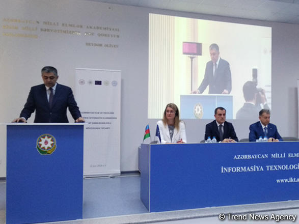 Azerbaijan working to align its ICT infrastructure in accordance with EU standards