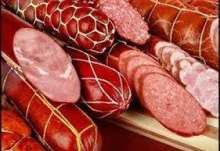 Azerbaijan's SAB company talks production of new types of sausages