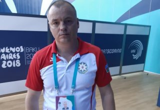 Azerbaijan's artistic gymnasts fulfilled their task at UEG Qualifying Competition - coach