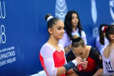 Best moments of UEG YOG Qualifying Competition in Artistic Gymnastics (PHOTO) - Gallery Thumbnail