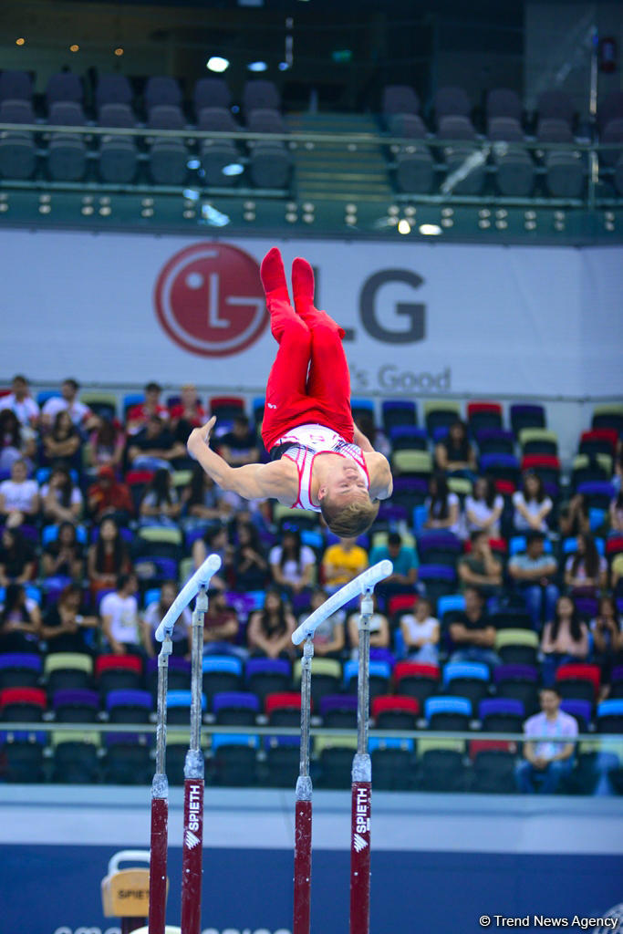 Best moments of UEG YOG Qualifying Competition in Artistic Gymnastics (PHOTO) - Gallery Image