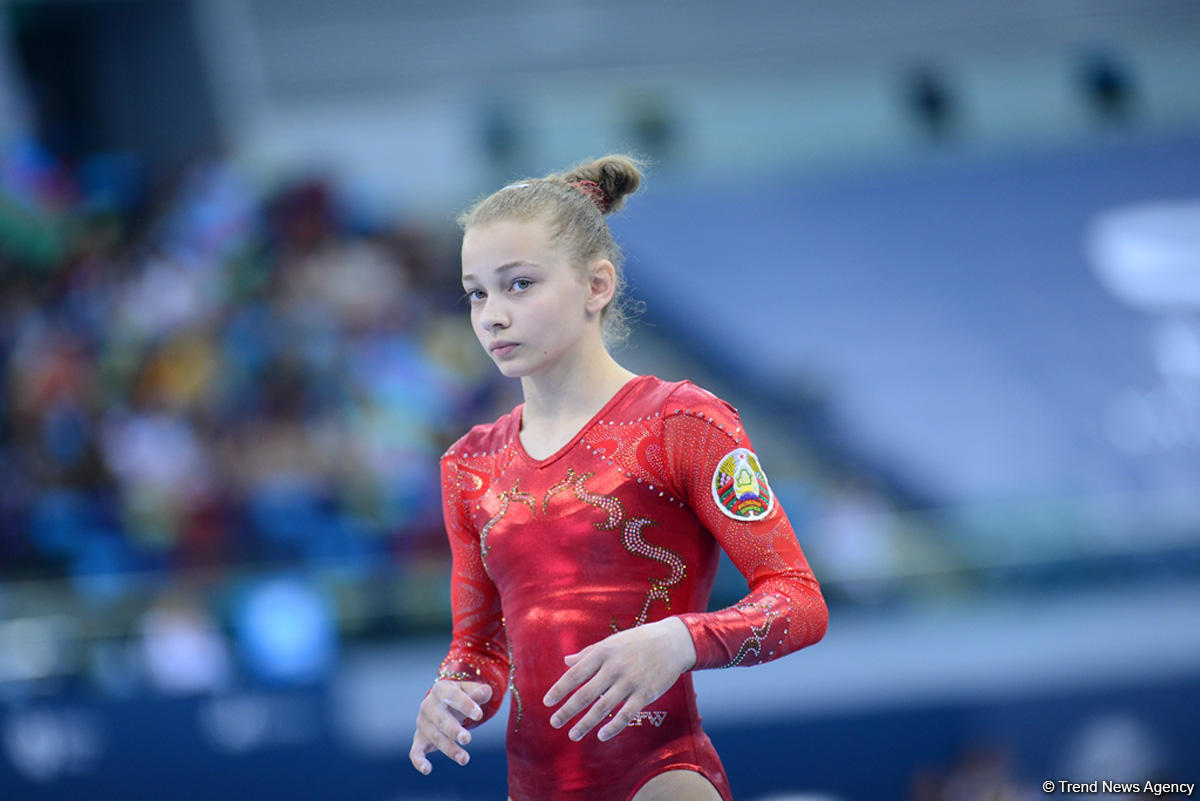 Qualifying gymnastics event for Buenos Aires 2018 Youth Olympics kick off in Baku (PHOTO) - Gallery Image