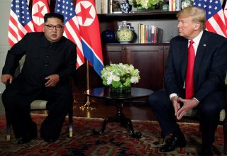 Second Trump-Kim summit possible after US midterm elections, says South Korean diplomat