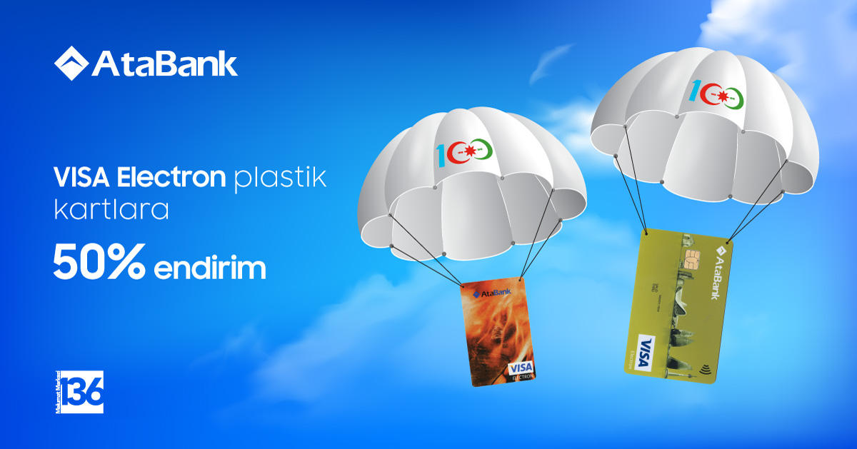 Azerbaijan's AtaBank offers campaign dedicated to Day of Armed Forces