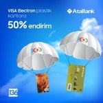 Azerbaijan's AtaBank offers campaign dedicated to Day of Armed Forces - Gallery Thumbnail