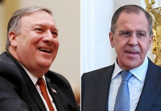 Pompeo says will discuss arms control issues, business ties with Russia's Foreign Minister
