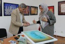 Открытие Дней культуры Ирана в Азербайджане – национальные костюмы, изделия ручной работы (ФОТО) - Gallery Thumbnail