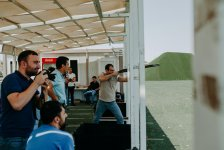 Bakcell organizes shooting competition for media representatives (PHOTO) - Gallery Thumbnail
