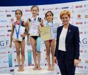 Состоялась церемония награждения призеров Первенства Азербайджана и Чемпионата Баку по спортивной гимнастике - Gallery Thumbnail